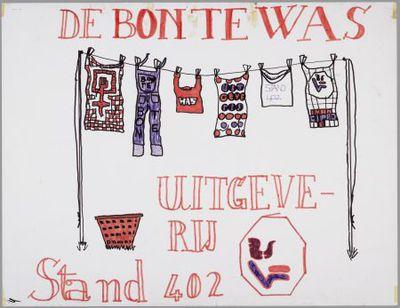 De Bonte Was Uitgeverij. Stand 402.