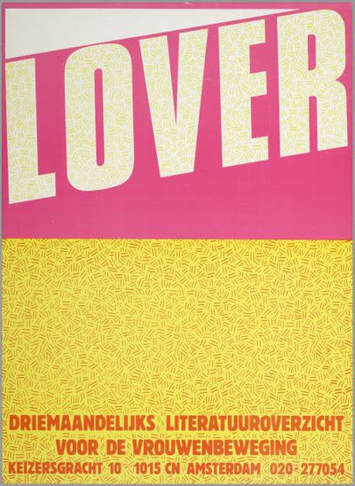 Lover. Driemaandelijks literatuuroverzicht voor de vrouwenbeweging
