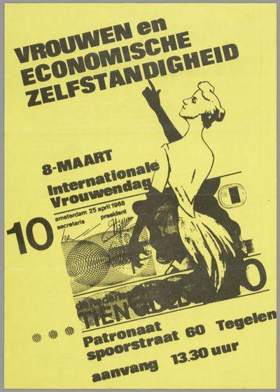 Vrouwen en economische zelfstandigheid