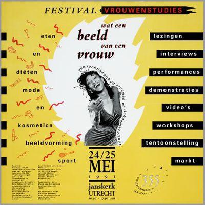 Festival vrouwenstudies: wat een beeld van een vrouw