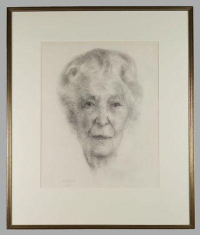 Portret. Liesbeth Ribbius Peletier. P. Citroen VII '81