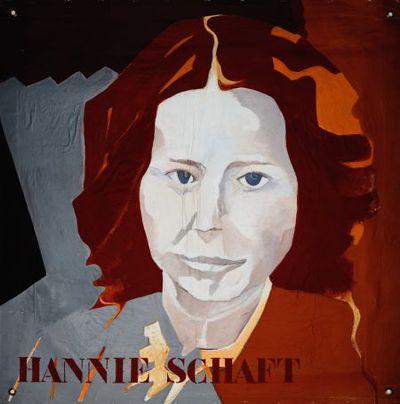Portret. Hannie Schaft.