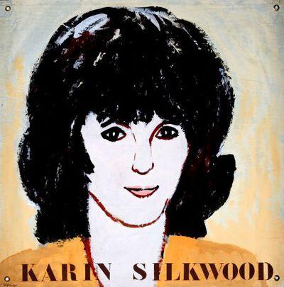 Portret. Karin Silkwood.