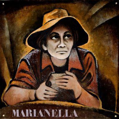 Portret. Marianella