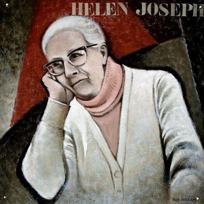 Portret. Helen Joseph.