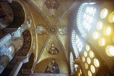 Monastеry Hosios Loukas, Distomo, Boeotia, Greece