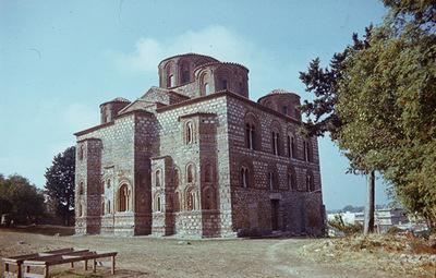 Church of the Parigoritissa, Arta, Greece