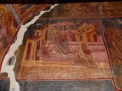 The Eleshnitsa monastery of the Assumption of the Virgin Mary