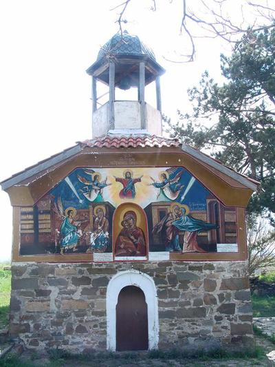 Church of the Dormition of the Virgin, Priboy village