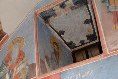 Church of St Nicholas, town of Elena