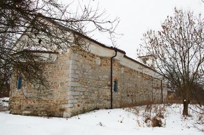 St Theodore Stratelates, Bosnek village