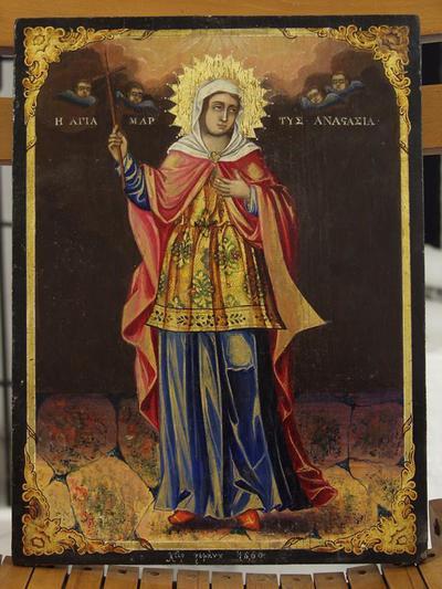 St Anastasia Martyr