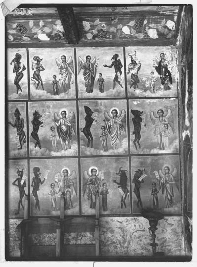 Protecting Veil of the Holy Virgin church, Rila monastery