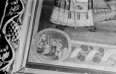St Cyril and St Methodius preaching to Bulgarian people