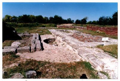 Pliska, the first Bulgarian capital