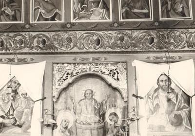 St Nisholas Church, Targovishte village