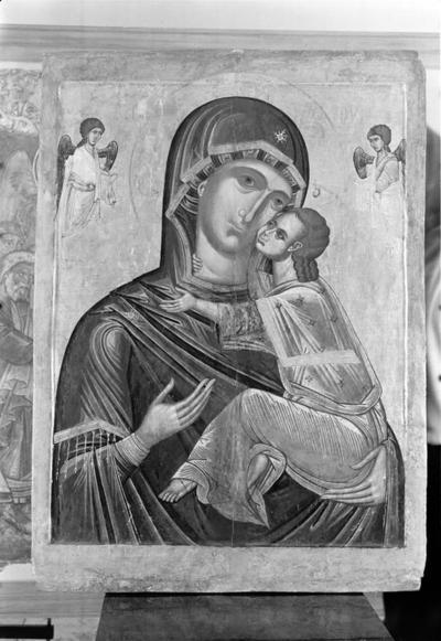 The Virgin Eleousa
