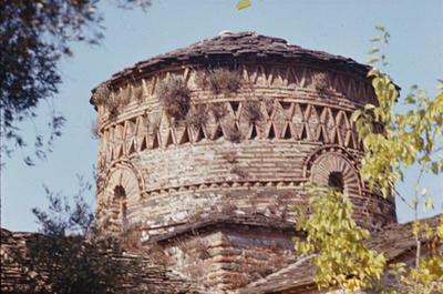 Chuch of Panagia Panaxiotissa, Gavrolimni, Epirus, Greece