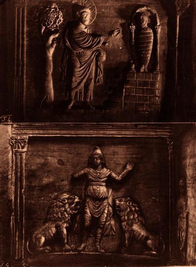 Ravenna, Museo Nazionale, Sarcofago della