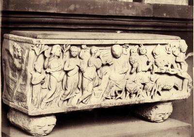 Ravenna, Museo Nazionale, Sarcofago di ragazzo