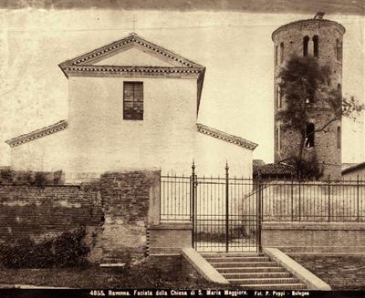 Ravenna, Chiesa di Santa Maria Maggiore