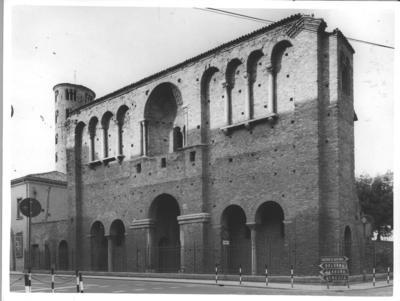 Ravenna, il cosiddetto Palazzo di Teodorico