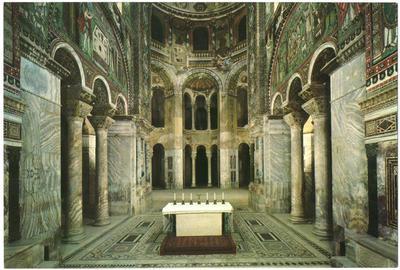 Ravenna, Basilica di San Vitale, Presbiterio