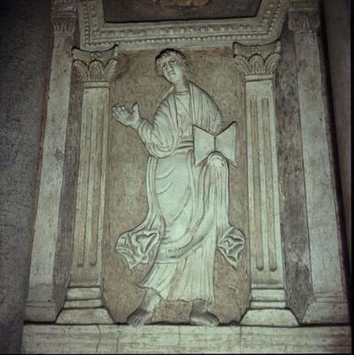 Ravenna, Battistero Neoniano, Profeta