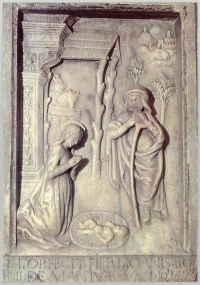 Ravenna, Museo Arcivescovile, Natività di Gesù