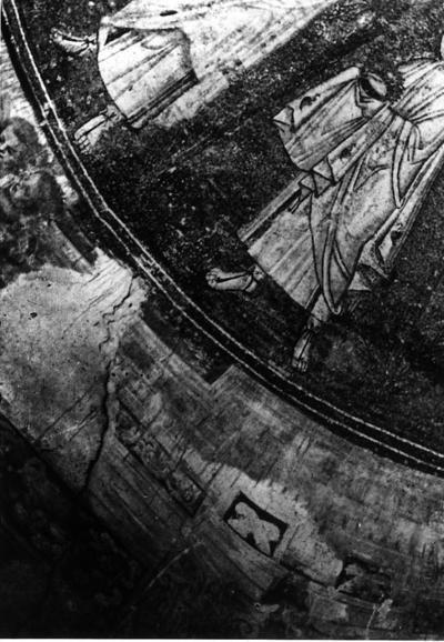 Ravenna, Battistero degli Ariani, Corteo degli Apostoli