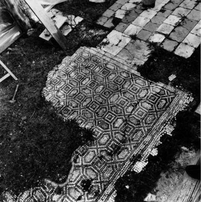 Ravenna, Scavi presso la chiesa di Santa Croce, 1970-1978