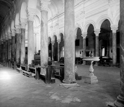 Ravenna, Basilica di San Giovanni Evangelista (prima dei restauri)
