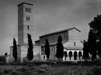Ravenna, Basilica di Santa Maria in Porto Fuori (dopo la ricostruzione)
