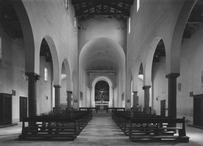 Ravenna, Basilica di Santa Maria in Porto Fuori, interno (dopo la ricostruzione)