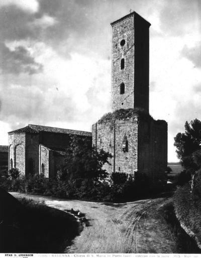 Ravenna, Basilica di Santa Maria in Porto Fuori (distrutta nel 1944)