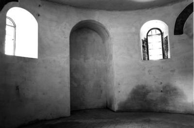 Ravenna, Torre Salustra, interno