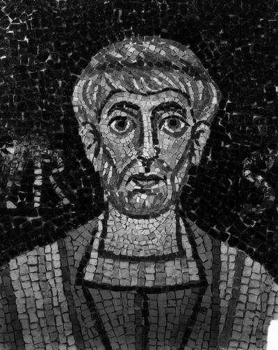 Ravenna, Basilica di Sant'Apollinare in Classe, Sant'Orso