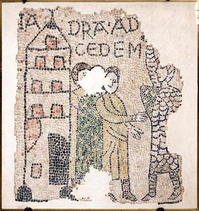 Ravenna, Basilica di San Giovanni Evangelista, Assalto alla città di Zara