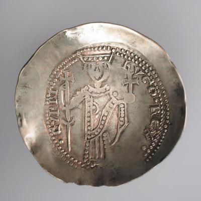 Bank of Cyprus Cultural Foundation: Coin of  Hugh I (1205-1218)