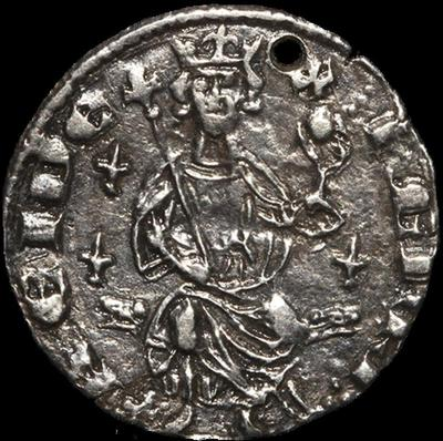Bank of Cyprus Cultural Foundation: Coin of Henry II (1310-1324)