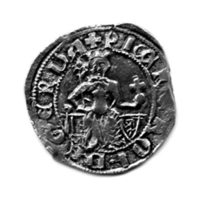Bank of Cyprus Cultural Foundation: Coin of Peter II (1369-1373)