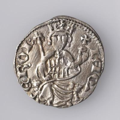Bank of Cyprus Cultural Foundation: Coin of James I (1382-1398)