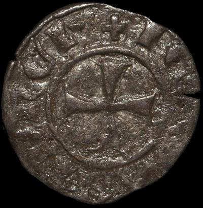 Bank of Cyprus Cultural Foundation: Coin of James I (?) (1382-1398)