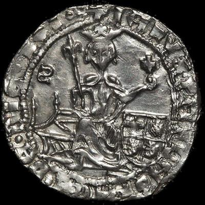 Bank of Cyprus Cultural Foundation: Coin of Janus (1398-1432)