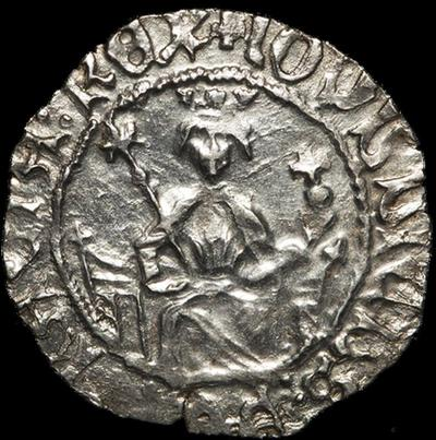 Bank of Cyprus Cultural Foundation: Coin of Louis of Savoy (1459-1461)