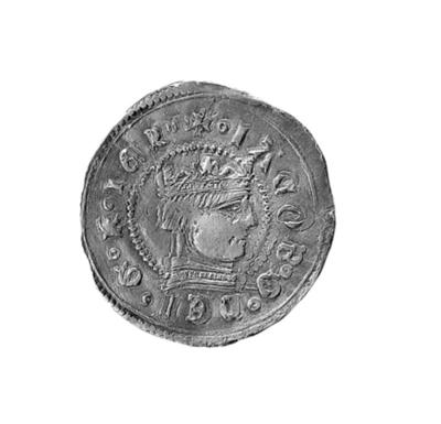 Bank of Cyprus Cultural Foundation: Coin of James II (1460-1473)