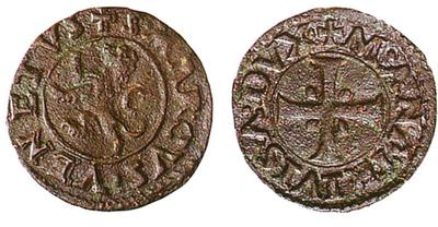 Bank of Cyprus Cultural Foundation: Coin of Abu al- Nasr Qa 'itbay (1468-1496)