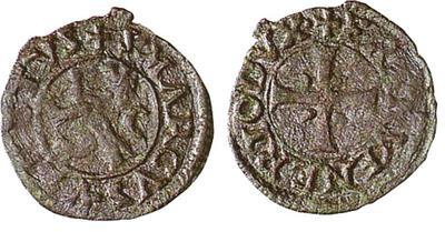 Bank of Cyprus Cultural Foundation: Coin of Marc' Antonio Trevizan (1553-1556)