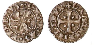 Bank of Cyprus Cultural Foundation: Coin of  Francesco Venier (1554-1556)