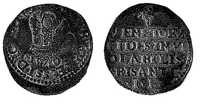 Bank of Cyprus Cultural Foundation: Coin of Marcantonio  Bragadin (1570)